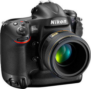 Nikon, full frame