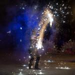 Festa fuoco stromboli